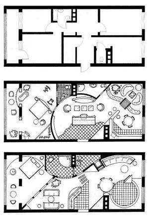 Перепланировка квартир – фото-1