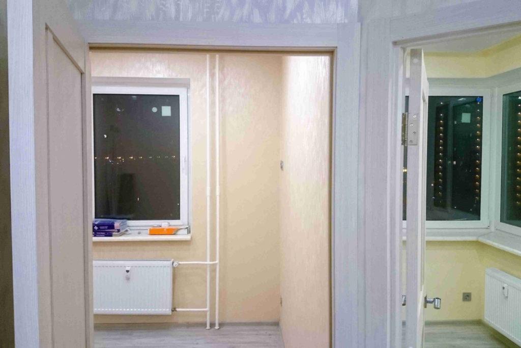 Ремонт однокомнатной квартиры в новостройке - Фото 1 от Рапакс-Строй