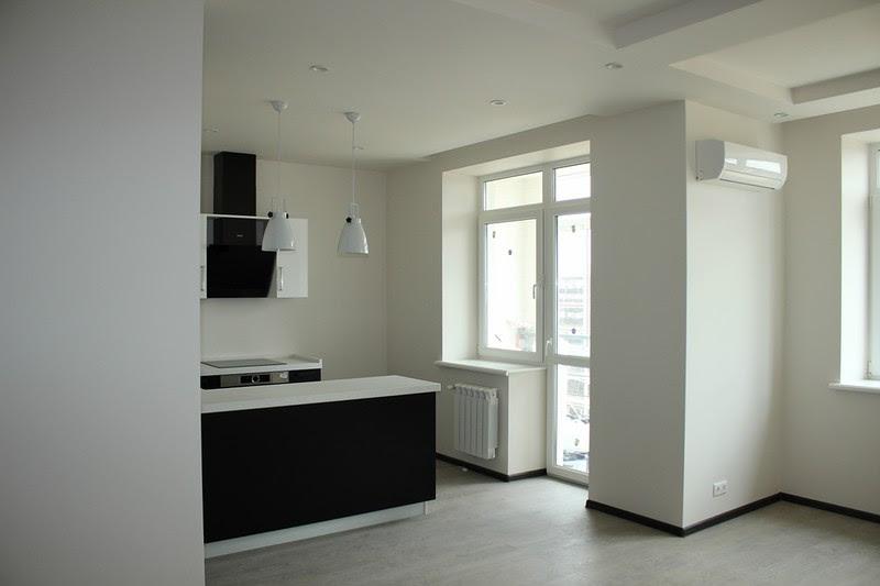 Ремонт однокомнатной квартиры в Москве под ключ